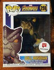 Pop! Marvel: Avengers Infinity War - Cull Obsidian - Walgreens #298