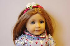 American Girl Doll 18 inch EMILY BENNETT RETIRED-excellent condition