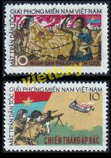 Vietnam NLF Vietcong: Ap Bac Victory Michel 4-5 MNH NGAI