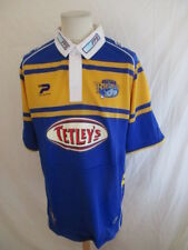 Rare maillot de rugby XIII vintage LEEDS RHINOS Taille XXL