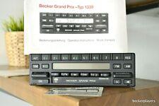 Becker Grand Prix 2000 1339 Radio/CC player Mercedes w124 r129 w201 w140 126 BMW