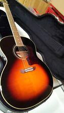 Washburn Lakeside Jumbo Sunburst Acoustic Guitar W/ Case