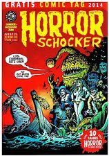 Horror Schocker/ Spezial zum Gratis Comic Tag 2014