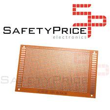 Plate prototype 9x15 cm EXPERIMENTAL DIY BREADBOARD Accessory Kit Circuit SP