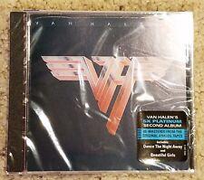 VAN HALEN - Van Halen II [New CD] - Remastered - Brand new