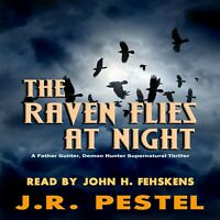 The Raven Flies at Night - J.R. Pestel Audio Book MP3 NO CD (Fast e-Delivery)