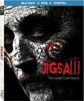 Jigsaw [New Blu-ray] With DVD, UV/HD Digital Copy, 2 Pack, Widescreen