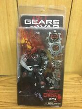 "Gears of War: ""Headshot"" Locust Drone Action Figure 2008"
