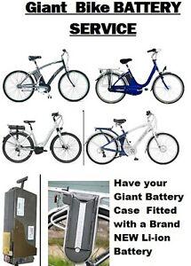 Giant Lafree Twist Electric Bike Batteries 24v  36v