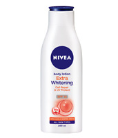 NIVEA EXTRA WHITENING CELL REPAIR AND UV PROTECT BODY LOTION  SPF-15-200ml