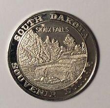 SOUVENIR DOLLAR SOUTH DAKOTA 1977 Commemorative Dollar Under God People Rule