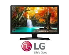 "MONITOR LG PC DISPLAY PIATTO TV LED 28"" POLLICI HD READY 28TK410V DIGITALE DVBT2"