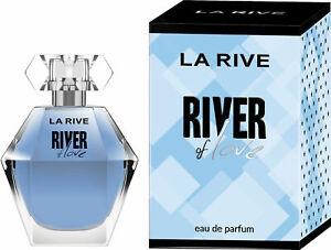 La Rive River of Love Perfume for Women 3.3 oz EDP Spray - Brand New In Box