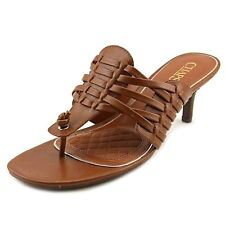 Chaps Sandals Thongs Summer Womens Olivia Tan Size 9.5 B