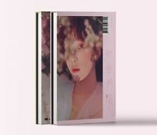 TAEYEON My Voice 1ST ALBUM DELUXE EDITION CD + PHOTOCARD + FOLDED POSTER NEW