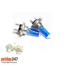 H7 55w SUPER WHITE XENON (499) Headlight Bulbs HID 12v LED W5W 501 Sidelights B