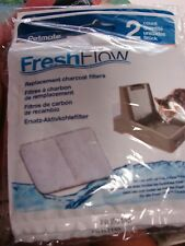 Petmate Replacement Filter for New Fresh Flow Fountain 2 count
