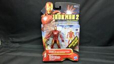 MARVEL  MOVIE SERIES 3.75 FIGURE IRON  MAN 2  MARK VI