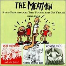 The Meatmen, Meatmen - Stud Powercock: Touch & Go Years [New CD]