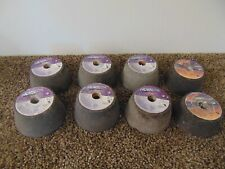 NORTON Flaring Cup Grinding Wheels (QTY: 8)