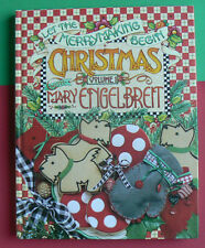 Let the Merrymaking Begin Christmas Volume 1 Mary Engelbreit Ln Hc! Crafts,recip