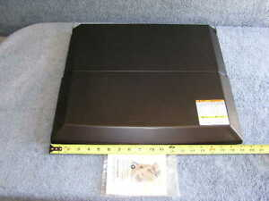 "54106 Dometic Black Steel Bi-Fold Stove Top Cover fits 17"" & 21"" RV/ CV Series"