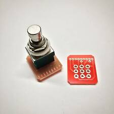 50pcs - 3PDT Stomp Switch Wiring PCB Guitar Effect Pedal - Worldwde shipping