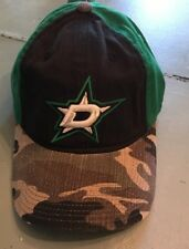 Dallas Stars, Hat, Adult, Adidas, NHL Fan Gear, Adjustable