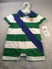 ralph lauren Polo Size 3 m one piece Baby Outfit Box O