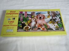 NEW SEALED Dog Cat Puzzle 500 pieces Good Companions (79141)