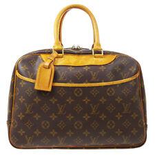 LOUIS VUITTON DEAUVILLE BOWLING BUSINESS HAND BAG VI0928 MONOGRAM M47270 80192