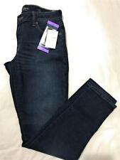 Lucky BRAND Distressed SKINNY Denim Jeans Mid-rise Rampart Women's Sz 4 / 27