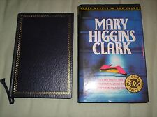 4 MARY HIGGINS CLARK NOVELS (6 stories) - ENGLISH