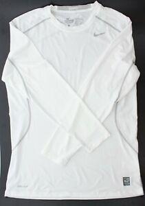 Nike Men Dri Fit Pro Combat Core Fitted 2.0 Athletic Training Shirt 449788