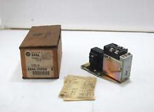 New Allen Bradley Pneumatic Timing Relay 849A-Z0D24 Ser B 120v-60Hz 110v-50Hz