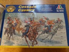 Cossack Cavalry--Napoleonic Wars 1805-1815, Plastic Toy Soldiers, Scale 1:72