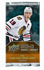NIP 2012/13 NHL UD Series 1 Trading Cards NHL Hockey Pack Sealed Upperdeck New