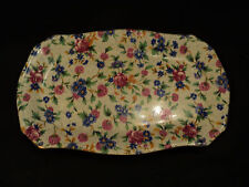 "BEAUTIFUL ROYAL WINTON ""OLD COTTAGE CHINTZ""   8"" TRAY"