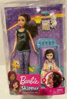 New Barbie Babysitters Playset  Skipper Doll and toddler bedtime