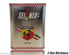 Petronas Sélénia ABARTH Vollsynth. huile de vidange 10w-50 Boîte huile de vidange 2 L