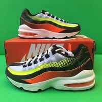 Nike Air Max 95 RF GS Low Top Running Shoes Size 4.5Y Womens 6 Neon AV5138 001