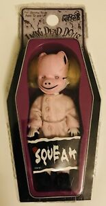 """NEW Living Dead Dolls Mini Series 16 Mint In Coffin Squeak 4"""" Ball Jointed Doll"""