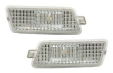 fit 2006-2008 AUDI A3 8P S-LINE Euro Clear SIDE MARKER LIGHTS 07