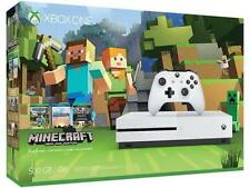 Xbox One S 500GB Console - Minecraft Favorites Bundle