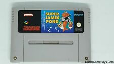 Super James Pond - Super Nintendo - Snes