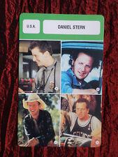 DANIEL STERN  - MOVIE STAR - FILM TRADE CARD - FRENCH