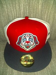 Salem San Bernardos New Era Copa Diversion 59FIFTY 7 1/4 Fitted Hat - Red Sox