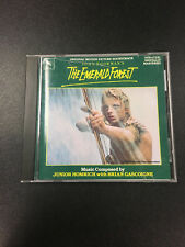 The Emerald Forest Original Soundtrack CD