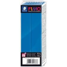 FIMO PROFESSIONAL Modelliermasse, reinblau, 454 g