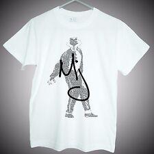 Michael Jackson T-shirts Billie Jean lyrics short sleeve tee mens kids fan gifts